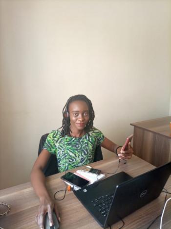 Ruth Dande - Customer Support Desk