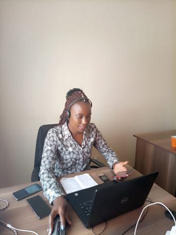 Eunice Migwi - Customer Support Desk