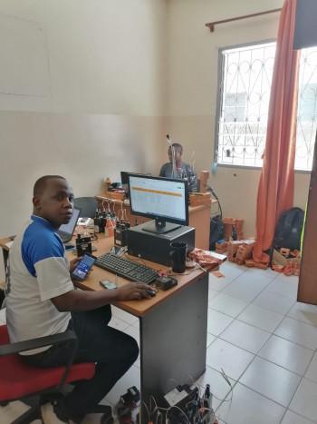Paul Kamande- ICT technician Mombasa